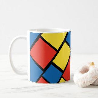 Bright Colored Coffee Mug