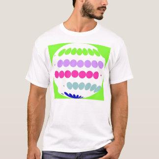 bright colored gazing ball T-Shirt