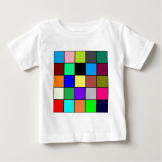 Bright, Colorful, Bold Baby T-Shirt