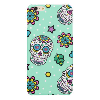 Bright Colorful Candy Sugar Skull