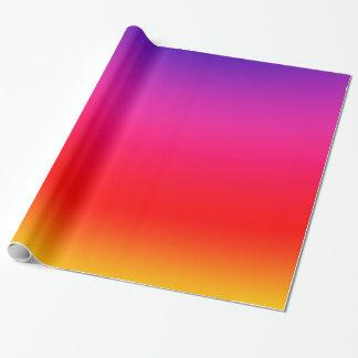 Bright Colorful Neon Gradient