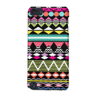 Bright Colorful Party Aztec Pattern iPod Touch (5th Generation) Cases