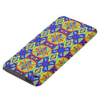 Bright Colors Fun Pattern Barely There iPod Covers