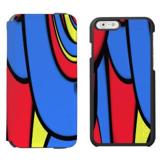 Bright  Colors Incipio Watson™ iPhone 6 Wallet Case