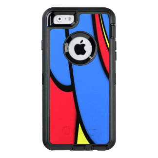 Bright  Colors OtterBox iPhone 6/6s Case