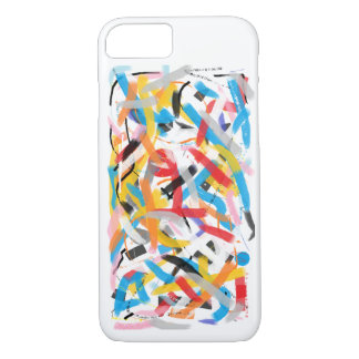 Bright colors phone cover
