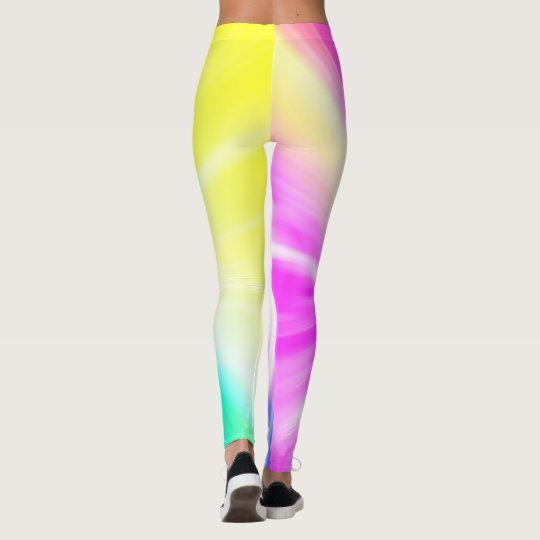 Bright Colourful Leggings