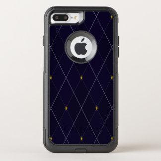 Bright Diamond Navy Argyle OtterBox Commuter iPhone 8 Plus/7 Plus Case