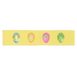 Bright Easter Egg Table Runner