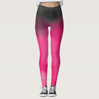 Bright explosion leggings