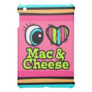 Bright Eye Heart I Love Mac and Cheese Cover For The iPad Mini