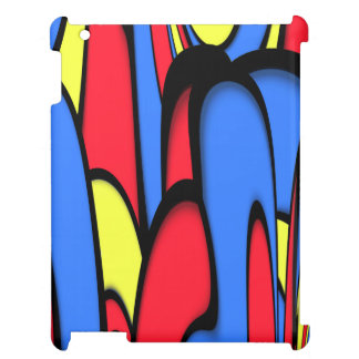 Bright  Festive Colors Cover For The iPad