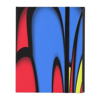 Bright  Festive Colors iPad Cover