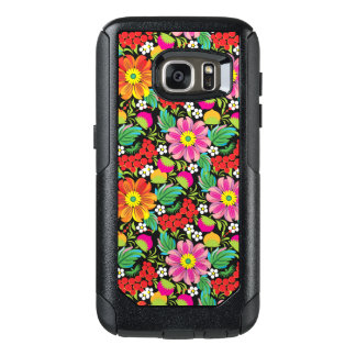 Bright floral Samsung Galaxys s7 case