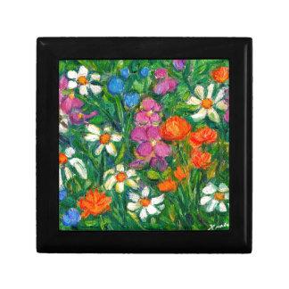 Bright Flowers Gift Box