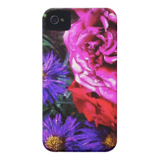 Bright Flowers iPhone4 case