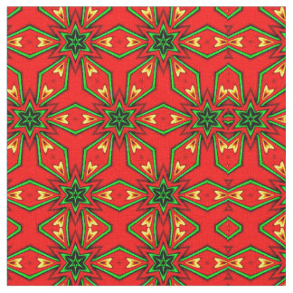 ~ Bright FQ Fabric for Christmas Fractal ~
