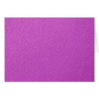 Bright Fuchsia  Neon Trendy Colors Card