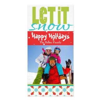 Bright, Fun, Customizable Holiday Card Photo Cards