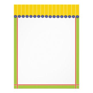 Bright Fun Polka Dot Paper