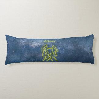 Bright Gemini Body Pillow