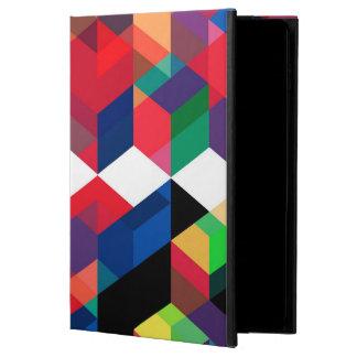 Bright Geometric Diamond Pattern Powis iPad Air 2 Case