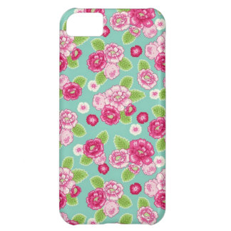 Bright Girly Floral iPhone 5 Case
