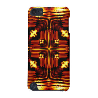 Bright golden waves iPod touch (5th generation) covers
