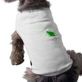 Bright Green Cricket Shirt