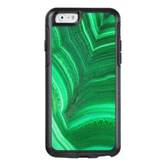 Bright green Malachite Mineral OtterBox iPhone 6/6s Case