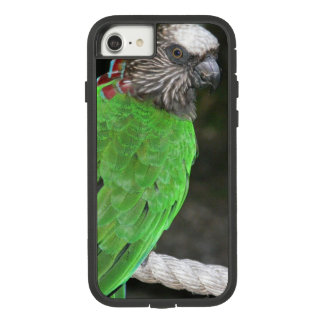 """BRIGHT GREEN PARROT"" CASE FOR iPHONE 7"