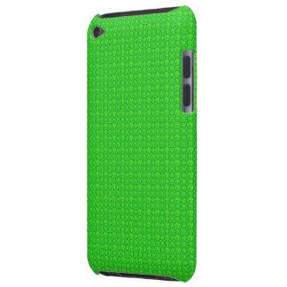 Bright Green Tones Diamonds Seamless Pattern iPod Touch Case-Mate Case