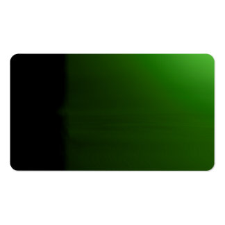 Bright Green Unusual Visual Identifiers Biz Card Pack Of Standard Business Cards