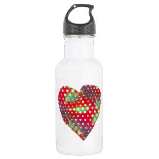 Bright Heart Water Bottle