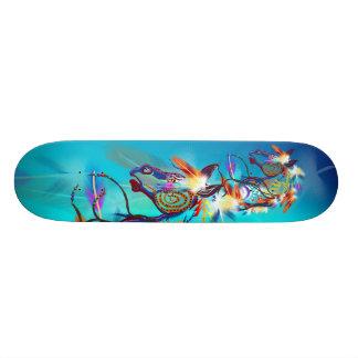 Bright Horse Skateboard