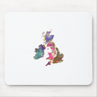 Bright Isle Mouse Pad