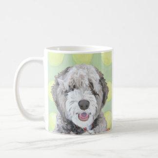 Bright Labradoodle Mug