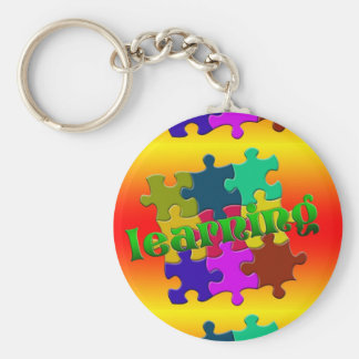 Bright Learning Key Chain