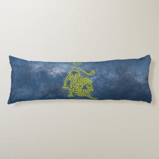 Bright Leo Body Pillow