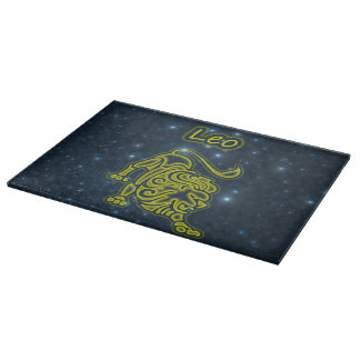 Bright Leo Cutting Board