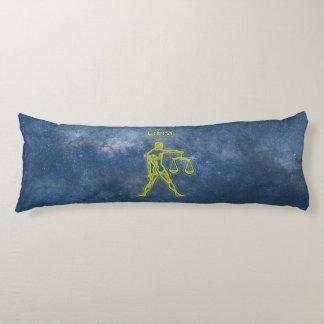 Bright Libra Body Pillow
