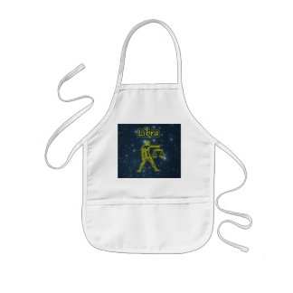 Bright Libra Kids Apron