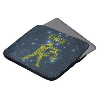 Bright Libra Laptop Sleeve