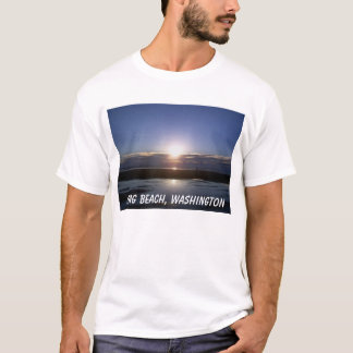 Bright Light, Long Beach, Washington T-Shirt