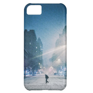 Bright Light On A Winter Night iPhone 5C Covers