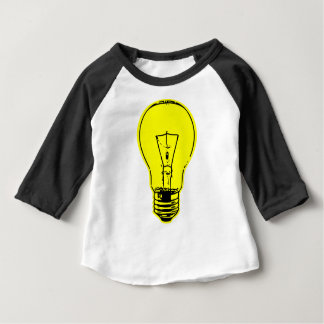 Bright Lightbulb Baby T-Shirt