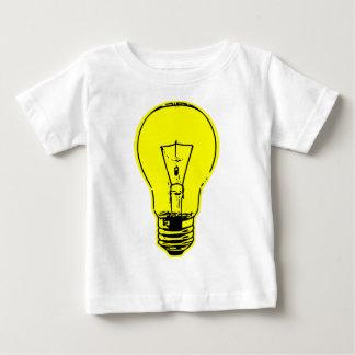 Bright Lightbulb Baby T-Shirt