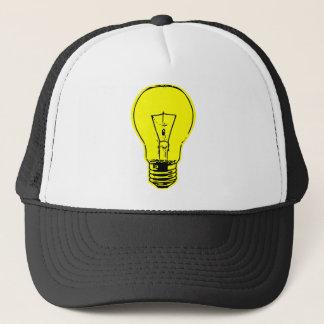 Bright Lightbulb Trucker Hat