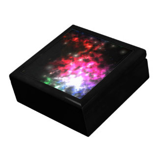 Bright Lights of Space Jewelry Box