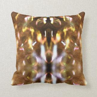 Bright Lights Throw Pillow